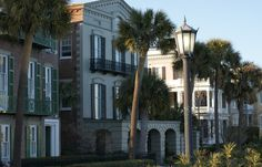 Mansions   Charleston Harbor  I've been here, beautiful area!