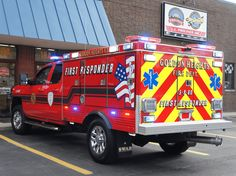 Awesome pickup trucks information is available on our site. Have a look and you wont be sorry you did. Firefighter Emt, Volunteer Firefighter, Firefighters, Emergency Medical Services, Emergency Response, Fire Dept, Fire Department, American Ambulance, Sirens
