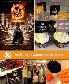 hunger games party!