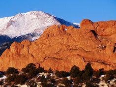 Garden of the Gods ... I love Colorado