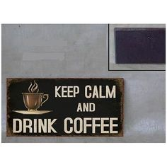 Kühlschrankmagnet für alle Kaffeeliebhaber: Keep Calm and Drink Coffee - Schild https://blechschildershop.ch/produkt/keep-calm-drink-coffee/?utm_content=buffer425a3&utm_medium=social&utm_source=pinterest.com&utm_campaign=buffer