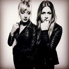 """Larkin Poe - """"May your path be straight and true""""."""