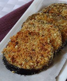 melanzane gratinate Vegetarian Recipes, Healthy Recipes, Sicilian Recipes, Romanian Food, Eggplant Recipes, Antipasto, Recipe For 4, Macaroni And Cheese, Biscotti