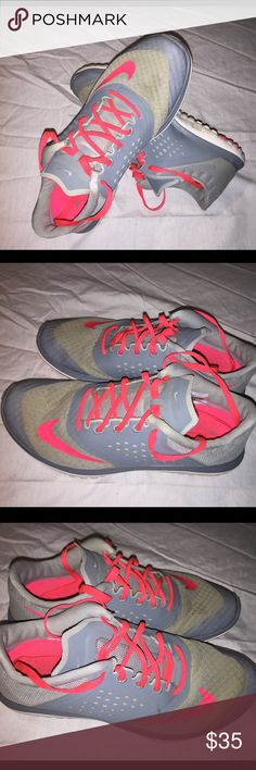 Nike FS Lite Run size 7 Gently used Nike Shoes Sneakers