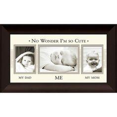 Foto da mãe + baby + pai ❤  com quem se parece?