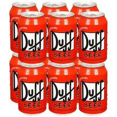 """To be quite honest, I've been watching Homer Simpson drink Duff Beer for the last 15 years or so now with a quiet reverance towards the sort of scrapes and escapades that he gets himself into under the influence of Duff - or under the """"Duffluence"""" as it's doubtless called. This has led me to…"""