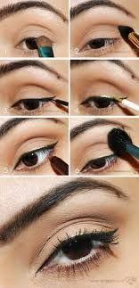 55 Trendy Makeup Tutorial For Brown Eyes For School Make Up Neutral Eye Makeup, Neutral Eyes, Simple Eye Makeup, Makeup For Brown Eyes, Cute Makeup, Pretty Makeup, Teen Makeup, Basic Makeup, Movie Makeup