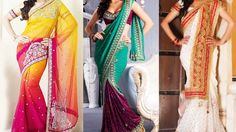 #BollywoodStyle #SareeDraping | 5 Gorgeous Ways to Wear #Saree for Party with Thin Perfect Pleats