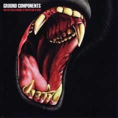 Ground Components: An Eye for a Brow, A Tooth for a Pick by Jonathan Zawada