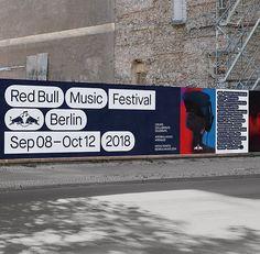 64 Ideas Music Festival Branding Posts For 2019 Wayfinding Signage, Signage Design, Environmental Graphics, Environmental Design, Identity Design, Visual Identity, Identity Branding, Web Design, Graphic Design