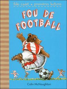 Livres Ouverts : Fou de football