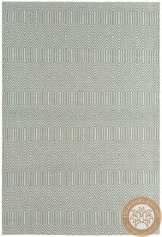 Sloan Duck Egg. Szürke, 55% pamut, 45% gyapjú szőnyeg, 200x300cm. ID: AS-191215-302. | HeavenRugs