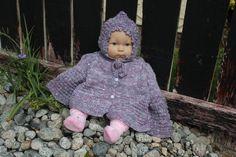 Baby Toddler Size Cardigan Sweater Jacket with bonnet handmade, https://www.etsy.com/ca/listing/240978333/baby-toddler-size-cardigan-sweater?ref=shop_home_active_6&utm_content=buffer99c03&utm_medium=social&utm_source=pinterest.com&utm_campaign=buffer #shoppershour