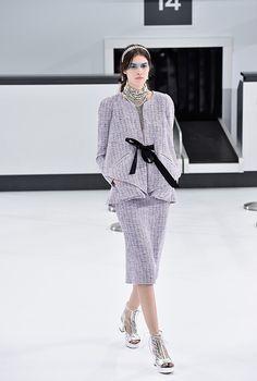 Обзор Buro 24/7: Chanel, весна-лето 2016, Buro 24/7