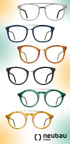 5328219dc3 Treat Yourself to New Neubau Frames. Men s Eyewear ...