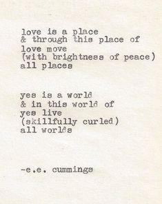 30 best e e cummings love images thoughts words literatura rh pinterest com