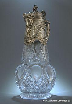 Wilkens Germany silver claret jug