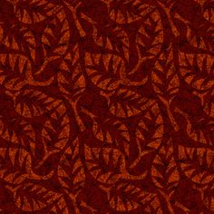 African maroon and orange fabric by vo_aka_virginiao on Spoonflower - custom fabric