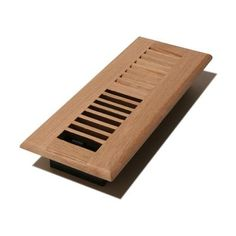 Vent covers Red oak and Floors on Pinterest