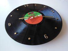 LED ZEPPELIN Record Clock Led Zeppelin IV by RecordsAndStuff, $28.00