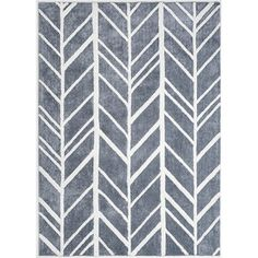 Anji Mountain Allister Gray/Ivory Area Rug | AllModern