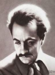 Kahlil Gibran's poems stir just about every spiritual fiber in my being. The Prophet is so astoundingly gentle and soulful I imagine that he must have been too. Definitely worth remembering!  The link leads to a collection of his writings and art that can be viewed online for free.