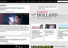 Johnny Holland Magazine