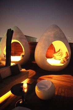 Migas Restaurant and Lounge, Rooftop Lounge, Beijing, China