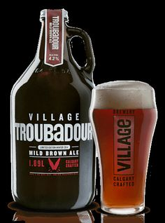 The Troubadour hails from the North, so they say. 'Tis the sweet note of caramel gives it away, and the lyrical lilt of the hops when they p...