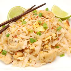 Sweet Pea's Kitchen » Pad Thai with Chicken