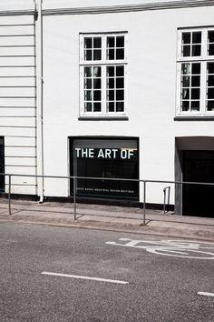 The Art Of   Copenhagen