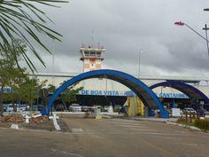 Aeroporto de Boa Vista, RR