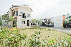 Single Attached model unit (side view) Php as low as Php Medical Center, Child Development, Side View, Public, Tropical, The Unit, San, Mansions, House Styles