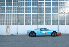 Ford GT - Heritage