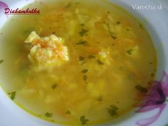 Blesková polievka - recept | Varecha.sk Detox Soup, Food 52, Cheeseburger Chowder, Soup Recipes, Mashed Potatoes, Food And Drink, Cooking, Ethnic Recipes, Decor