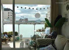balkon w stylu hampton - homelikeilike.com