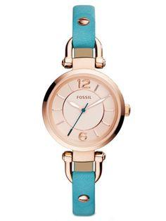 e5618950eecec Relógio FOSSIL GEORGIA MINI