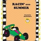 In Racin' into Summer, by the2teachers, you will receive a total of 38 pages. In this pack you will get:  - 7 writing activities (letter to next ye...