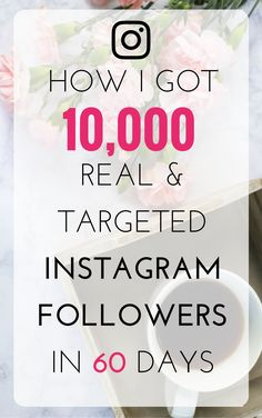 Learn the step-by-step method I took to get 10,000 real Instagram followers in just 30 days by signing up for this FREE eCourse. I'll reveal which tools I used and the secret strategies that can get your Instagram skyrocketing in just 7 days.