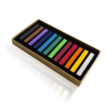 2 Gifts 12 Colors Hair Chalk Buy 2 Get 1 Free Professional Hair Color, Professional Hairstyles, Wash Out Hair Color, Light Pink Bridesmaid Dresses, Temporary Hair Color, Hair Chalk, Color Box, Ultra Violet, Purple
