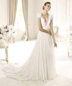 Pronovias Elie Saab LOUISSE, Wedding Dress 2014