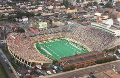 Joan C. Edwards Stadium - Huntington, WV.  Home of the Marshall University Thundering Herd.