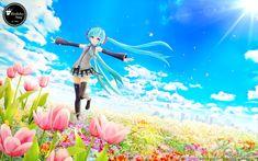 3840x2400 hatsune miku 4k images background