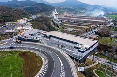 Nota de prensa: INBISA finaliza el nuevo supermercado de Aldi en Basauri (Bizkaia) http://www.avancecomunicacion.com/sala-prensa/inbisa-finaliza-el-nuevo-supermercado-de-aldi-en-basauri-bizkaia/ #comunicación #construcción