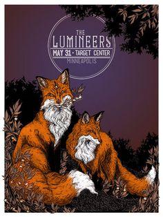 The Lumineers - Erica Williams - 2013 ----