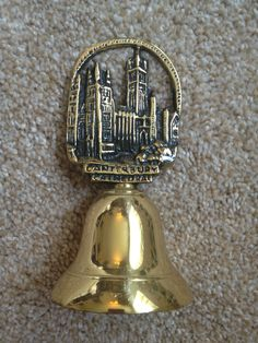 Canterbury Cathedral Bell (England) Fav