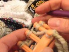 Loom Knit Cup Cozy