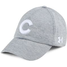 9a157999ad8 Women s Under Armour Chicago Cubs Renegade Adjustable Cap
