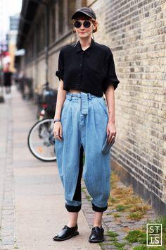 Style Stalker during Copenhagen Fashion Week SS 2016