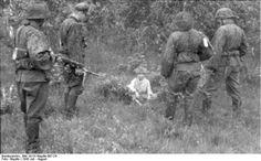 captured partisan russia 1943